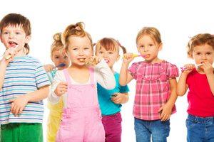 Kinderzahnbehandlung